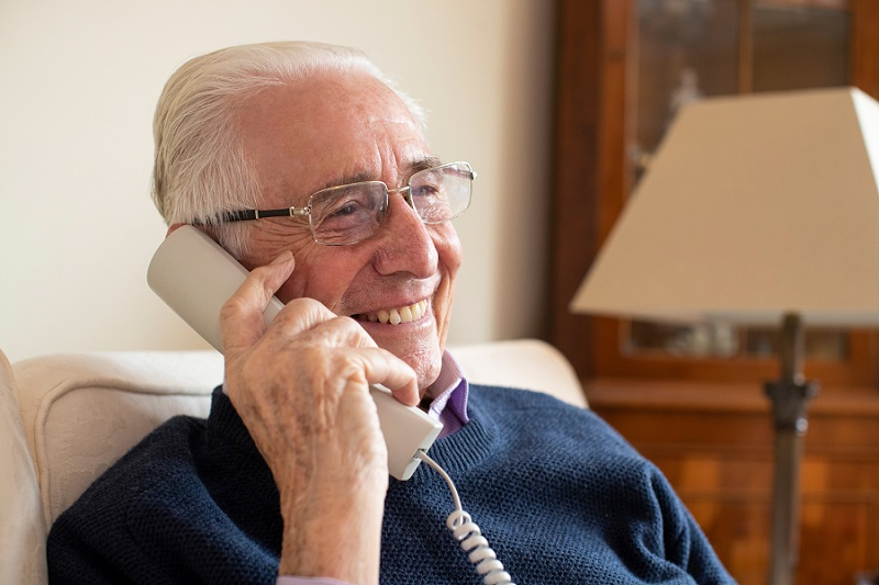 Australia Initiates Phone Counseling Service for Senior Citizens