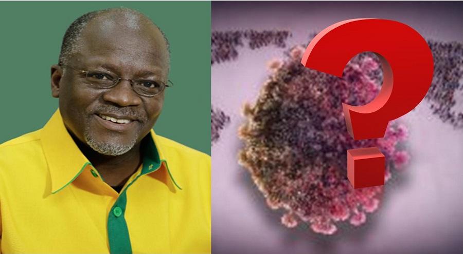 Tanzanian President Exposes the Unscientific Coronavirus Testing Equipment
