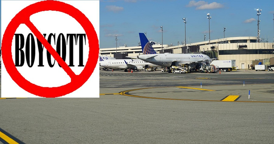 Time to Boycott Airlines that Require Face Coverings