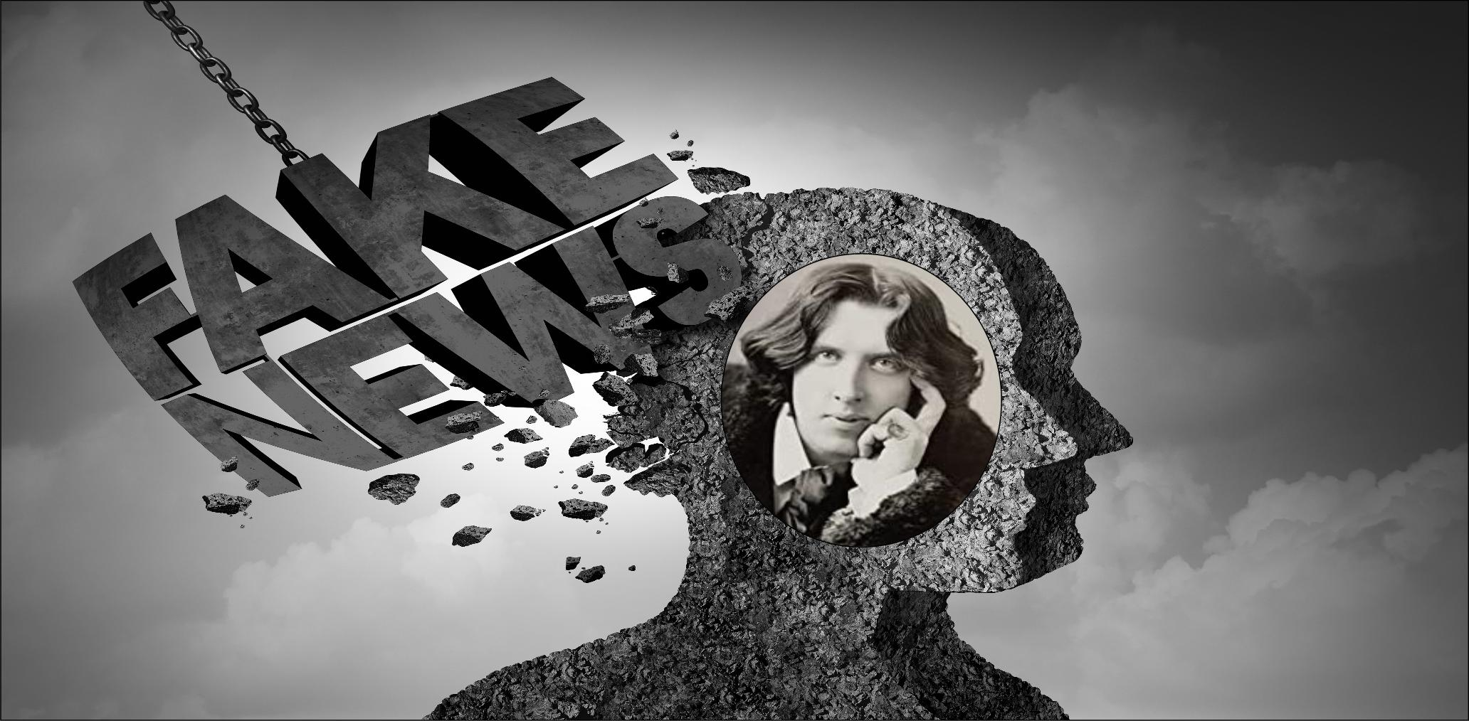 Oscar Wilde and the Tradition of Fake News in Journalism