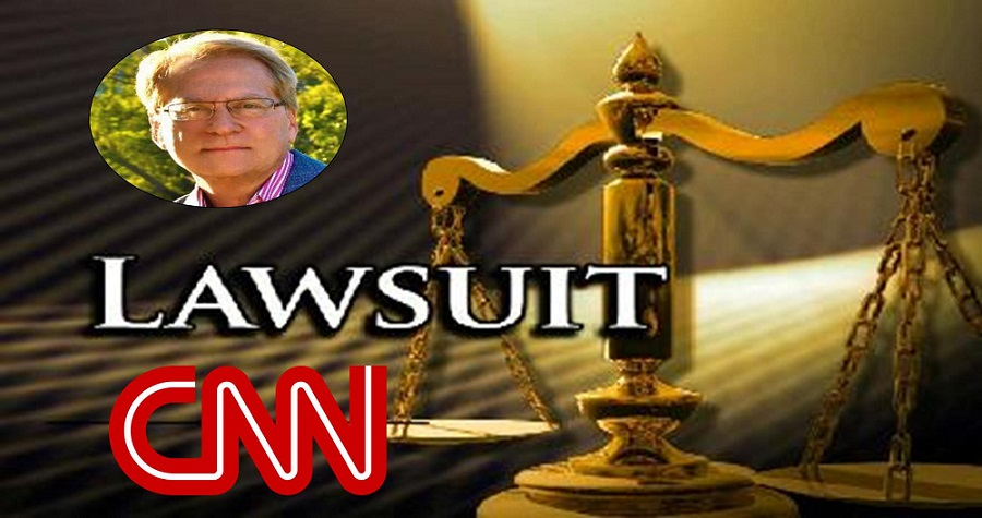 Larry Klayman Sues CNN for Defamation