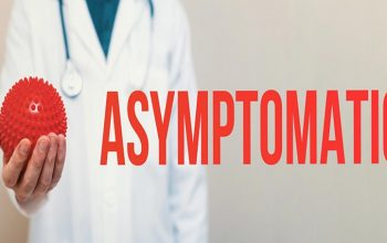 Asymptomatic covid.