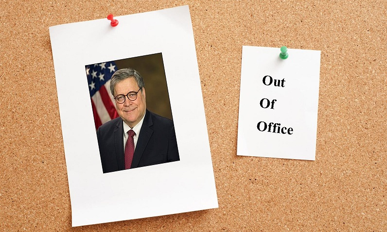 Resignation of Bill Barr and Conservative Reaction