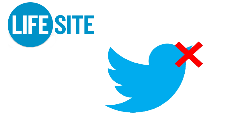 LifeSite News to Leave Twitter over Censorship