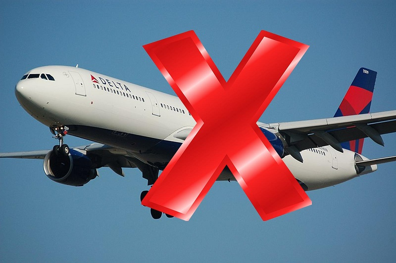 Boycott! Conservatives Removed from Delta Flight for Supporting Trump