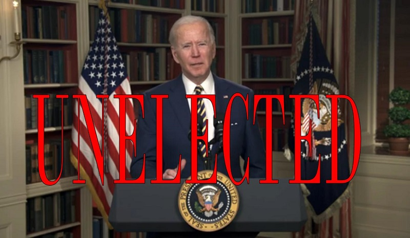 Democracy Defeated by Establishment as Biden Becomes the Unelected President of US