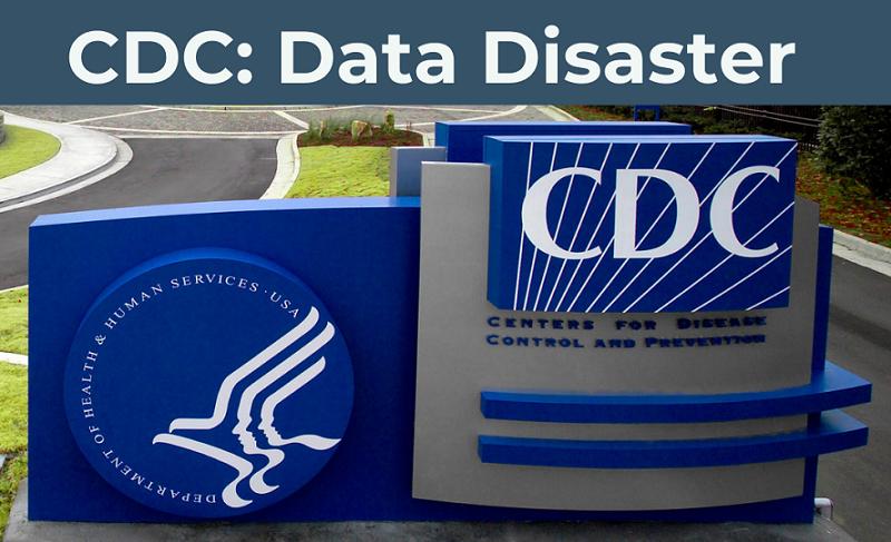 Americans Call for Investigation Into CDC's Data Manipulation