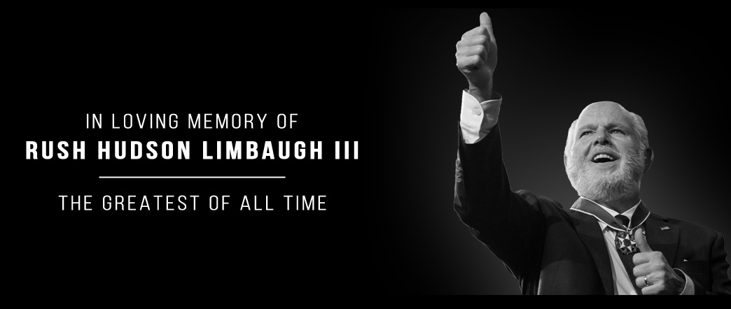 Rush Limbaugh Passes Away at 70