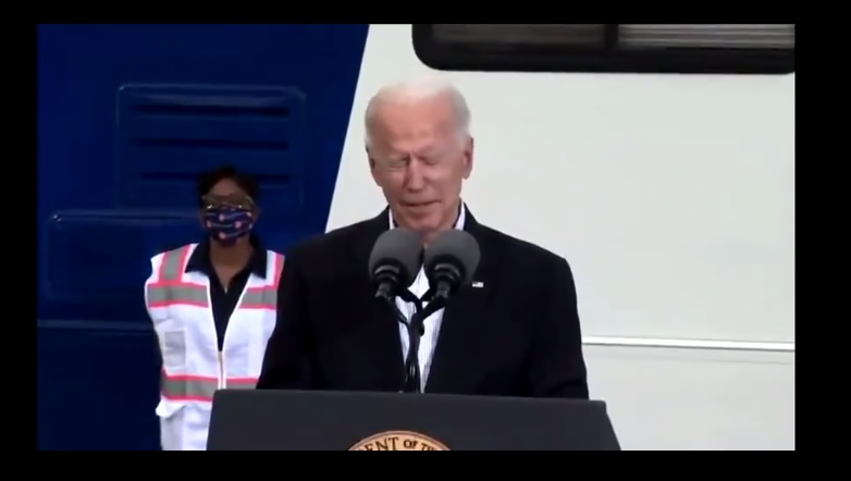 Mentally Gone: Biden Fails to Read from Teleprompter, Pronounce Names