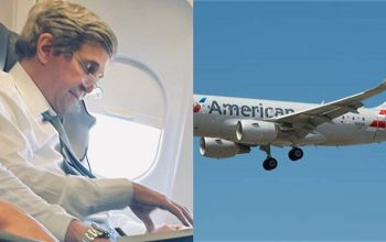Kerry American Airlines
