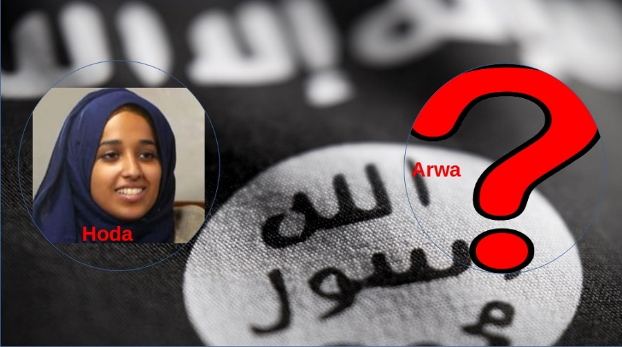 Sisters in Terror: Arwa Muthana Arrested for Planned Terrorism