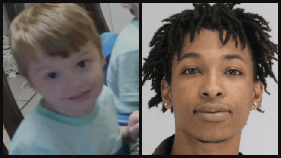 black thugs Darriynn Brown who kidnapped Cash