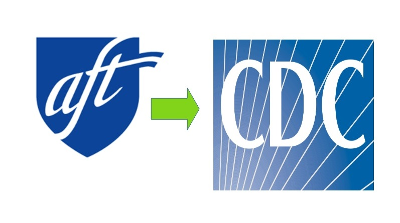 CDC Caught Taking Dictation from Teachers Union on Schools Re-Opening