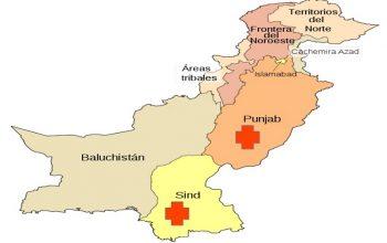 Pakistan authorities COVID