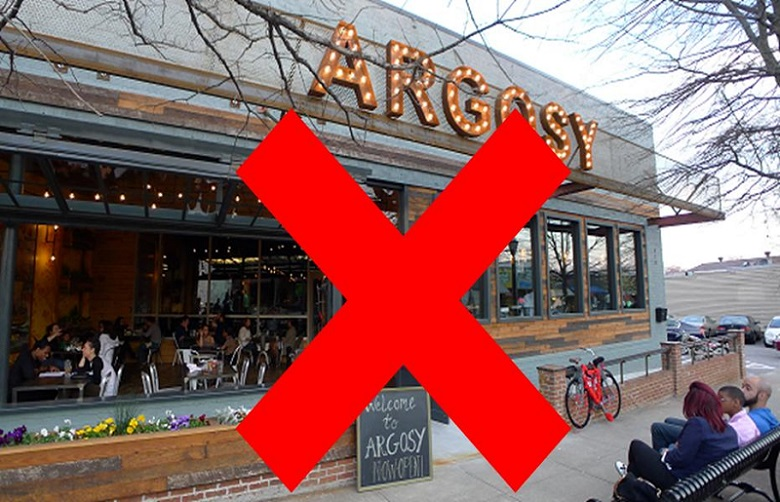 Time to Boycott Georgia's Argosy Restaurant and Bar