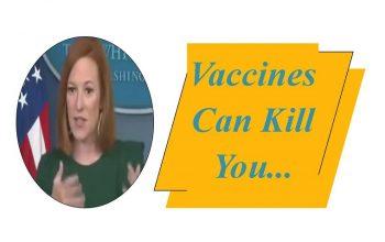 Psaki vaccines