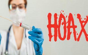 pandemic hoax