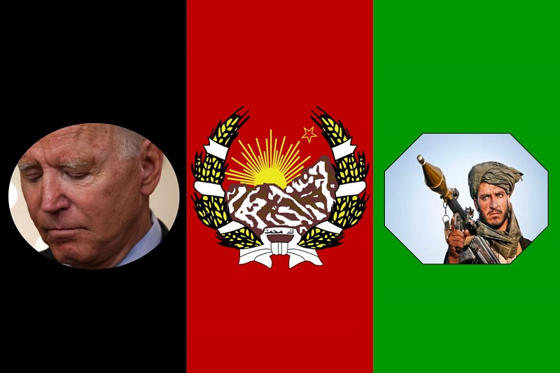 Afghanistan – Biden's Gift to Taliban