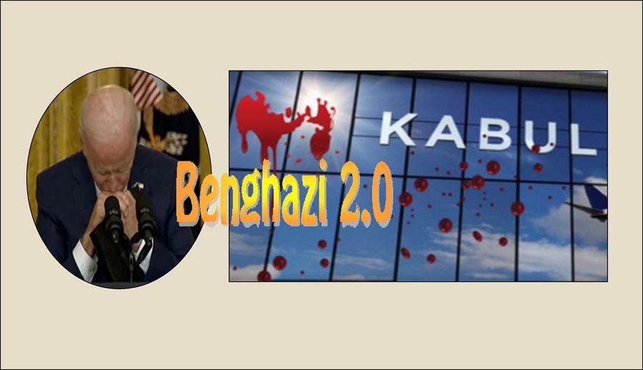 Benghazi 2.0 – Biden Gifts 13 Soldiers in Coffins to America