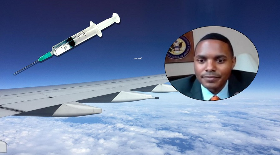 Bill by Democrat Ritchie Torres Seeks to Force Vaccines on All Air Travelers