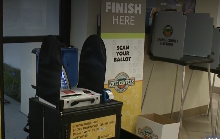 Governor Recall Election in California Sees Fraud