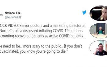 doctors conspiring to lie