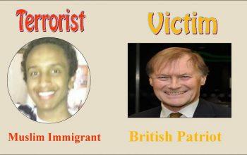 Somali Muslim Terrorist