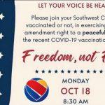 southwest rally